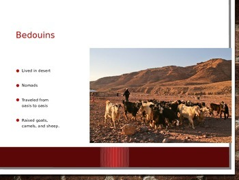 Islamic Civilization Powerpoint