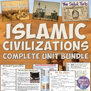Islamic Civilizations Unit Bundle