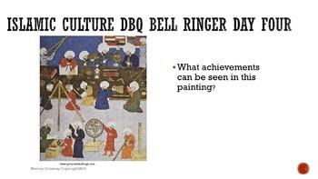Islamic DBQ Bell Ringers