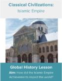 Islamic Empire Achievements