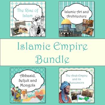 Islamic Empire PowerPoint Bundle