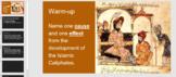 Islamic Empire Interactions Document Based Activity