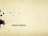 Islamic Empires Powerpoint