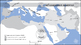 Islamic Expansion Map Clip Art Set {Messare Clips and Design}