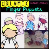 Islamic Finger Puppets (sunnah learners)