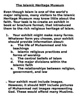 Islamic Heritage Museum Exhibit