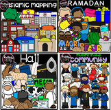 Islamic Lifestyle Growing Bundle (scribble clips)
