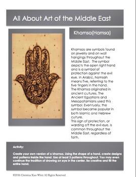 Islamic & Middle Eastern Art Bundle