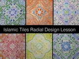 Islamic Tiles Multicultural Project Radial Symmetry and Co