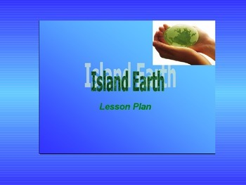 Island Earth-a  lesson on pollution