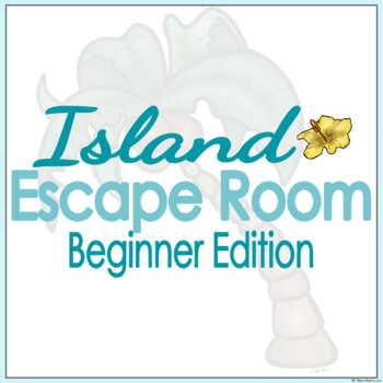 Island Escape Room Activity - Beginner Edition
