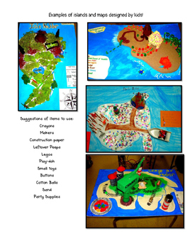 Island Geography Project