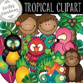 Island / Hawaiian / Tropical Clip Art