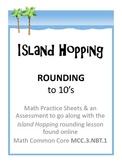 Island Hopping - Rounding to Tens