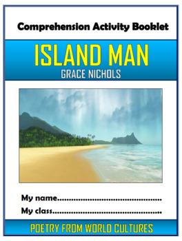 Island Man Comprehension Activities Booklet!