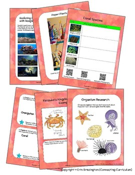 Island Organisms BUNDLE (Classification with Information Text)