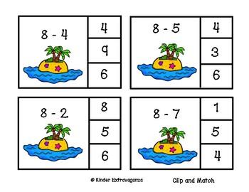 Island Subtraction Match