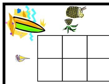 Island Calendar! Island Bulletin Board! Island Theme Calendar! Island Classroom!