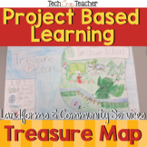 Project Based Learning: Treasure Map