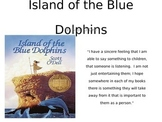 Island of Blue Dolphins Student Power Point