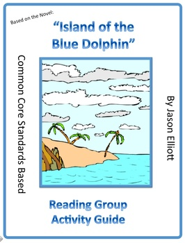 Island of the Blue Dolphin Reading Group Activity guide
