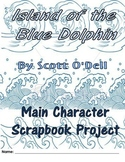 Island of the Blue Dolphin Scrapbook Project