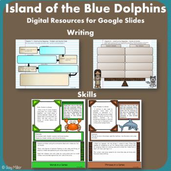 Island of the Blue Dolphins Novel Study: Digital + Printable Unit [Scott O'Dell]