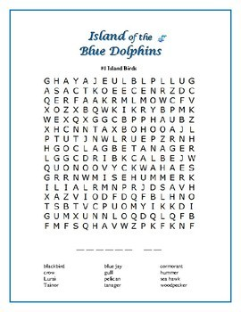 island of the blue dolphins essay island of the blue dolphins essay