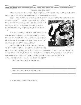 Island of the Blue Dolphins - 5th Grade Reading Street Study Guide