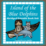 Island of the Blue Dolphins Abridged Novel Study: vocabula
