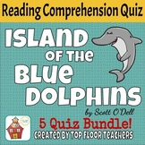 Island of the Blue Dolphins Assessment Bundle