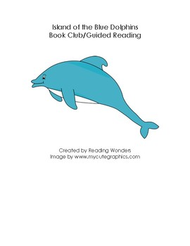 Island of the Blue Dolphins Book Club