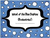 Island of the Blue Dolphins Bookmarks!