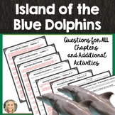 Island of the Blue Dolphins, Chapter Questions, Literary Analysis, Activities