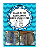 Island of the Blue Dolphins Circle Book Report