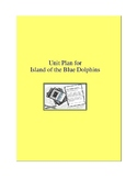 Island of the Blue Dolphins Complete Literature and Grammar Unit