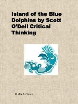 Island of the Blue Dolphins Critical Thinking