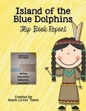 Island of the Blue Dolphins Flip Book Report