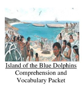 Island of the Blue Dolphins Guided Reading Unit Level V