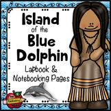 Island of the Blue Dolphins Lapbook and Notebooking Pages - 123 Pages!