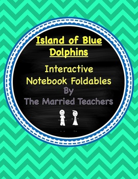 Island of the Blue Dolphins Literature, Grammar, & Interactive Foldables Unit