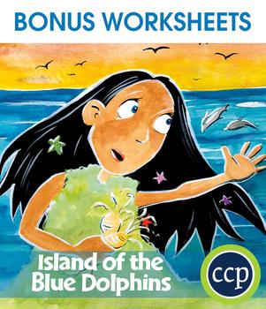 Island of the Blue Dolphins - Literature Kit Gr. 5-6 - BONUS WORKSHEETS
