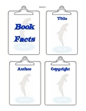 Island of the Blue Dolphins Mini-books and Notebooking Pages