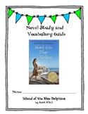Island of the Blue Dolphins Novel Study and Vocabulary Guide