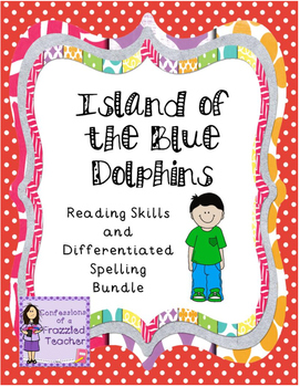 Island of the Blue Dolphins Reading Bundle (Scott Foresman Reading Street)