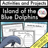 Island of the Blue Dolphins: Reading Response Activities and Projects