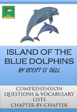 Island of the Blue Dolphins ~ Novel Study