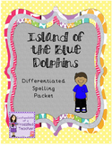 Island of the Blue Dolphins Spelling (Scott Foresman Reading Street)