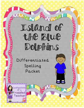 Island of the Blue Dolphins Spelling (Scott Foresman Readi