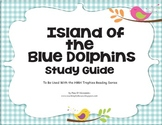Island of the Blue Dolphins Study Guide/Unit 5th Grade  Common Core Aligned